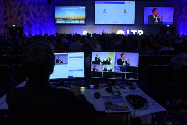 ITB Kongress, Berlin,Kongress,Konferenz, Tagung