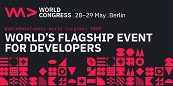 WeAreDevelopers,Berlin,Konferenz,Kongress,Tagung
