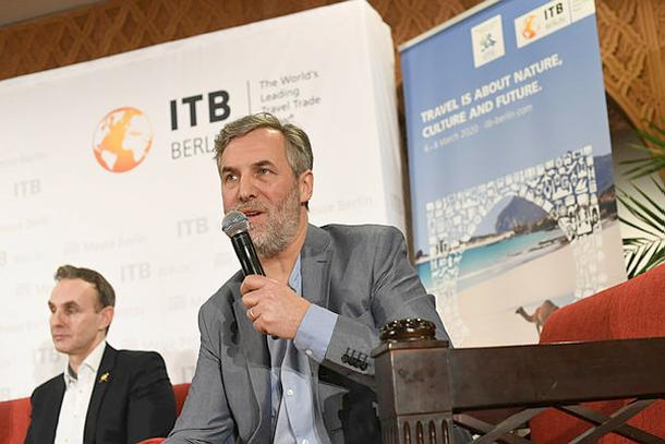 Reisebranche,Kongress,Konferenz,Tagung,ITB-Kongress