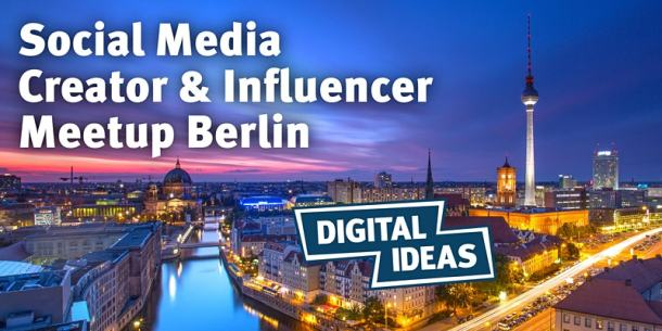 Social Media Creator,Berlin,Tagung,Konferenz,Event