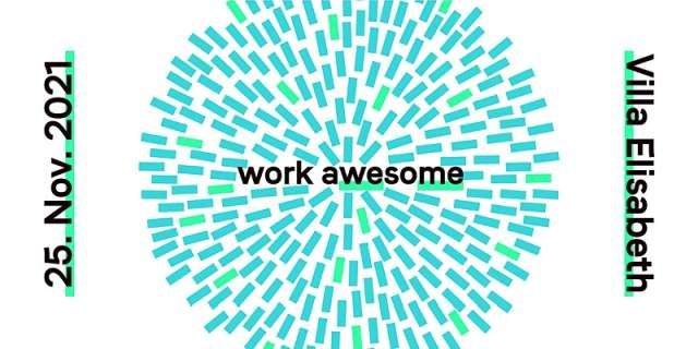 Work Awesome,Konferenz,Tagung,Kongress
